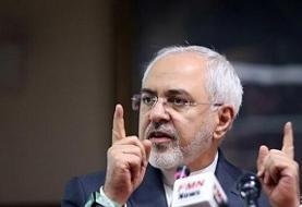 ظریف: ایران آماده همکاری با فرانسه بر روی بسته توافق اتمی است