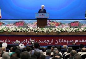روحانی: ترامپ فکر میکرد جمهوری اسلامی سه ماهه سرنگون میشود