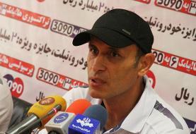 گلمحمدی: به دنبال ۳ امتیاز بازی با پیکان هستیم/ در فوتبال امروز اسمها بازی نمیکنند
