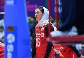 شکست دختران والیبالیست محجبه ایران مقابل تایلند: والیبال بانوان به جمع ۴ تیم برتر آسیا نرسید
