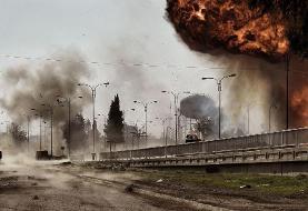 انفجار انبارهای حشد الشعبی عراق از خارج از این کشور هماهنگ شده است