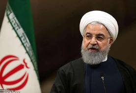 روحانی: خروج از برجام به معنای عهدشکنی و تروریسم اقتصادی است