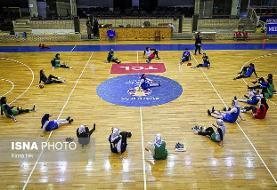 تغییر برنامه تیم ملی بسکتبال بانوان در غرب آسیا
