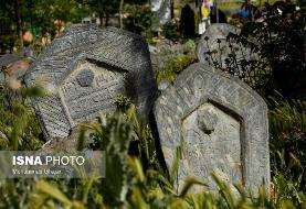 تصاویری از یک قبرستان که اجساد مردگان در آن نمی پوسد!
