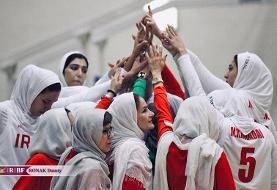 بسکتبال غرب آسیا؛ یک شکست و یک پیروزی برای بانوان ایران