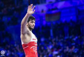 پنج آزادکار ایران در لیست برترینهای رقابتهای قهرمانی جهان