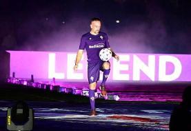 ریبری: به خاطر علاقهام به فوتبال در اروپا ماندم