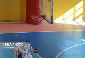 اولین پیروزی بانوان بسکتبالیست ایران در غرب آسیا
