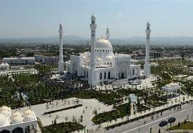 Europe's largest mosque unveiled in Russia's Chechnya