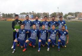 تیم فوتبال دارایی گز با انتقال به گرگان در گلستان باقی ماند