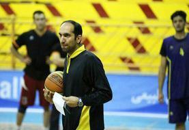 جای خالی بسکتبال کردستان در لیگ برتر