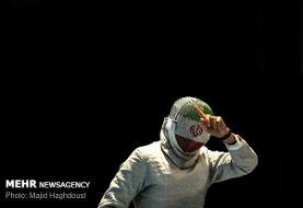 باقرزاده: سهمیه المپیکیِ شمشیربازی را در مصر قطعی میکنیم