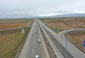کاهش بار ترافیکی در جاده های شمالی