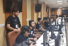 مسابقات رایانهای کشوری برگزار شد
