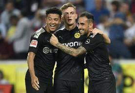 Bundesliga: FC Koln 1-3 Dortmund