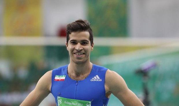 تفتیان دومین سهمیه المپیک دوومیدانی را کسب کرد