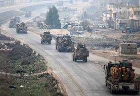 ورود نیروهای مسلح ترکیه به خاک سوریه