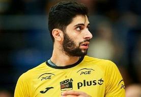 ملیپوش والیبال ایران به مرخصی رفت