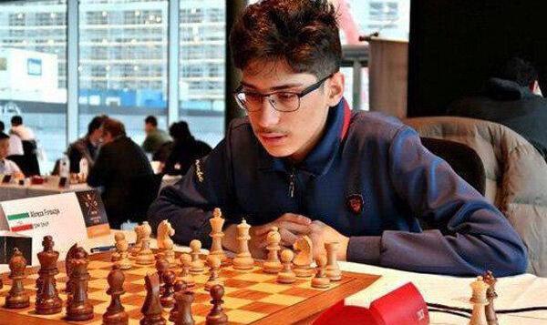 شطرنجباز ایران به رده سیام برترینهای جهان صعود کرد