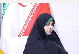 فاطمه صالحی، دختر فرمانده سابق ارتش: خبر بازداشت بنده کذب است