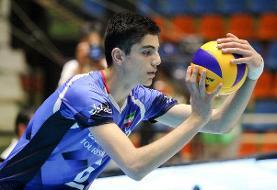 نوجوانان والیبالیست ایران از سد کلمبیا گذشتند