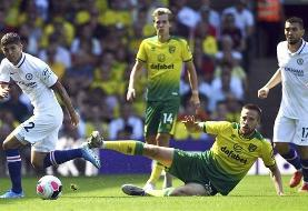 Premier League: Norwich City 2-3 Chelsea