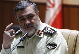 فرمانده ناجا: با اجرای طرح ناظر، کشف حجاب در خودرو کاهش پیدا کرد