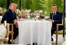 Mon dieu! Donald Trump arrives at G7 summit in France amid tensions, threat of tariffs on French ...