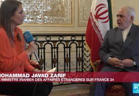 ظریف: پیشنهادات رئیس جمهوری فرانسه، پیشنهادات خوبی برای نجات برجام است