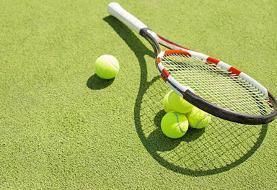 قهرمانان مسابقات تنیس ردههای سنی کشور معرفی شدند