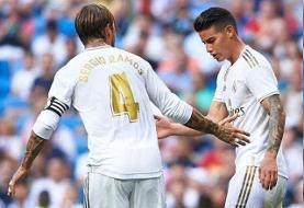 گواردیولا اجازه پیروزی به رئال مادرید نداد