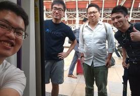 آزادی کارمند کنسولگری انگلیس در هنگکنگ