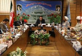 برخورد قاطع با فساد درونسازمانی و برونسازمانی در استان البرز