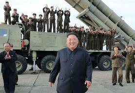 North Korean leader oversees test of 'super-large multiple rocket launcher': KCNA