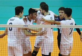 معرفی رقیب نوجوانان والیبال ایران در دور دوم قهرمانی جهان