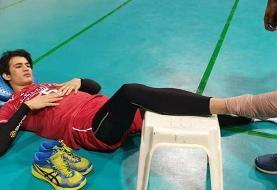 بدبیاری تیم ملی والیبال نوجوانان ایران در رقابت های جهانی (عکس)