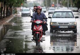 پیش بینی باران در ۱۱ استان تا ۷ شهریور