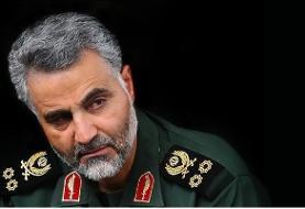 سردار سلیمانی: این آخرین دستوپا زدنهای رژیم صهیونیستی است