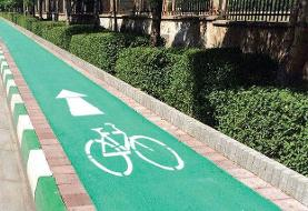 سد راه دوچرخه سوارها در مشهد میشوند!