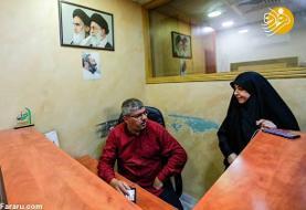 (تصاویر) خسارت مرکز اطلاع رسانی حزبالله پس از سقوط پهپاد اسرائیلی