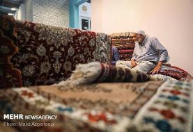 بیست و هشتمین نمایشگاه فرش دستباف آغاز به کار کرد