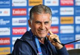 کیروش: طارمی در ریوآوه موفق میشود/بازیکنان ایران به من «پدر» میگفتند