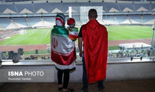 وزارت ورزش: زنان ۱۸ مهرماه در ورزشگاه آزادی حضور مییابند