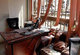 اسرائیل با پهپاد به دفتر حزبالله در بیروت و پایگاه پهپادهای ایران در حومه دمشق حمله کرد