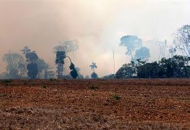 Brazil ramps up fight on Amazon fires, new blazes ignite