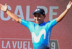 La Vuelta: Quintana wins Stage 2; Roche leads GC