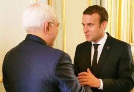 فرانسه: مذاکرات با ظریف مثبت بود