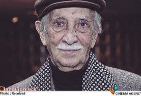 داریوش اسدزاده بازیگر پیشکسوت سینما، تلویزیون و تئاتر کشور دارفانی را وداع گفت
