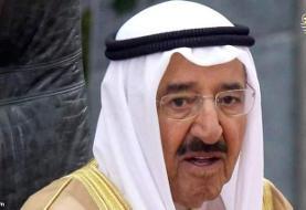 شایعه مرگ یا فلج شدن امیر کویت بر اثر سکته
