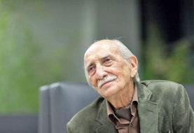 درگذشت بازیگر پیشکسوت در ۹۶ سالگی | قدیمیترین چهره سینما، تئاتر و تلویزیون ایران